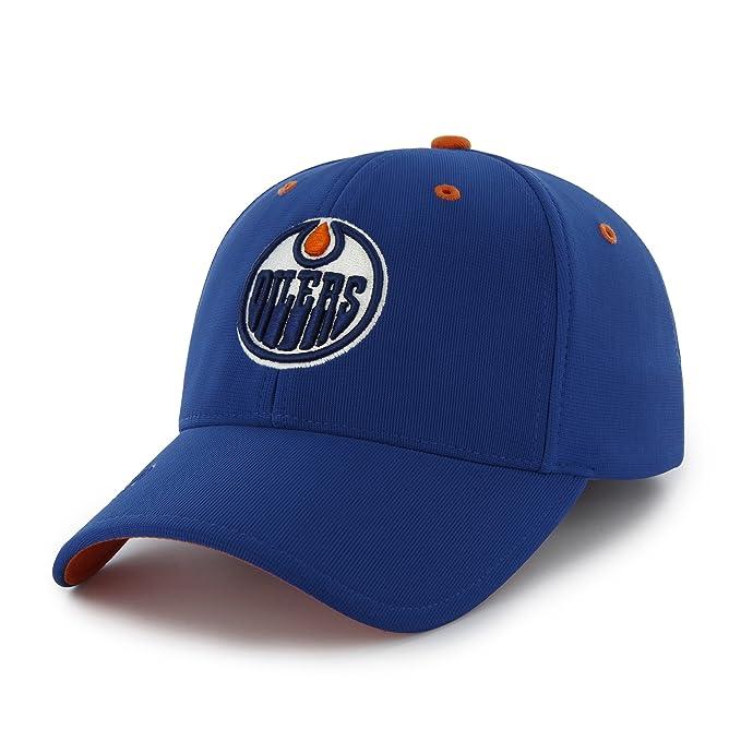 407a209ba28 Edmonton Oilers Big Boss Cap - M L  Amazon.ca  Clothing   Accessories