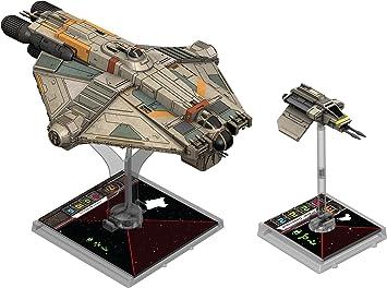 Giochi Uniti X-Wing - Juego de Mesa Espectro Multicolor: Amazon.es: Juguetes y juegos