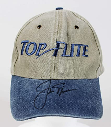 Jack Nicklaus Signed Golf Hat - COA JSA at Amazon s Sports ... 1a69973e015