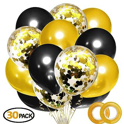 Amazon.com: Grier - Juego de globos de látex para fiestas ...
