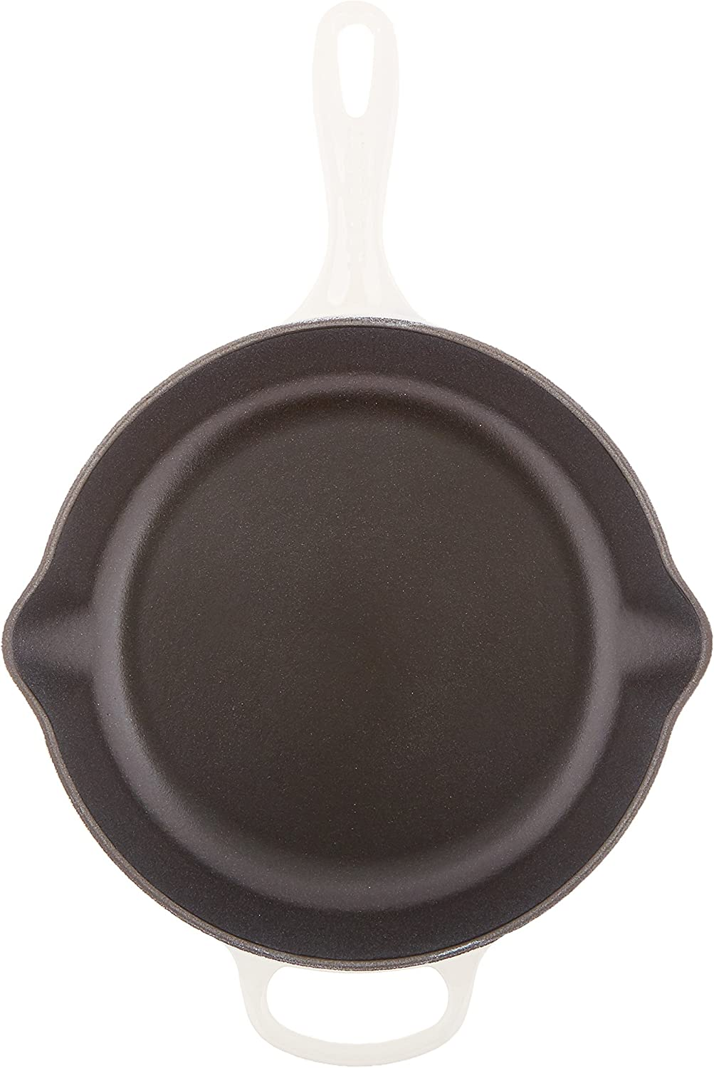 Le Creuset 10-1//4 in Provence Signature Round Cast-iron Skillet