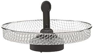 T-fal XA701050 Actifry Dishwasher Safe Snack Grill, Silver, 1-Kilogram and 1.2-Kilogram Models