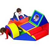 Childrens Factory CF322-391 Shape and Play Obstacle Course