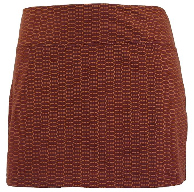 GURU-SHOP, Mini Falda, Adulador de Cadera, Falda de Yoga ...