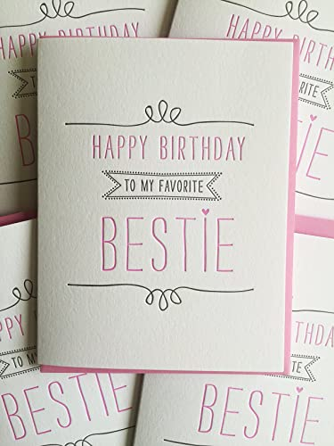 Image Unavailable Not Available For Color Birthday Card Best Friend
