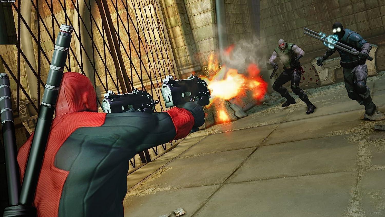 Amazon Com Deadpool Xbox 360 Video Games