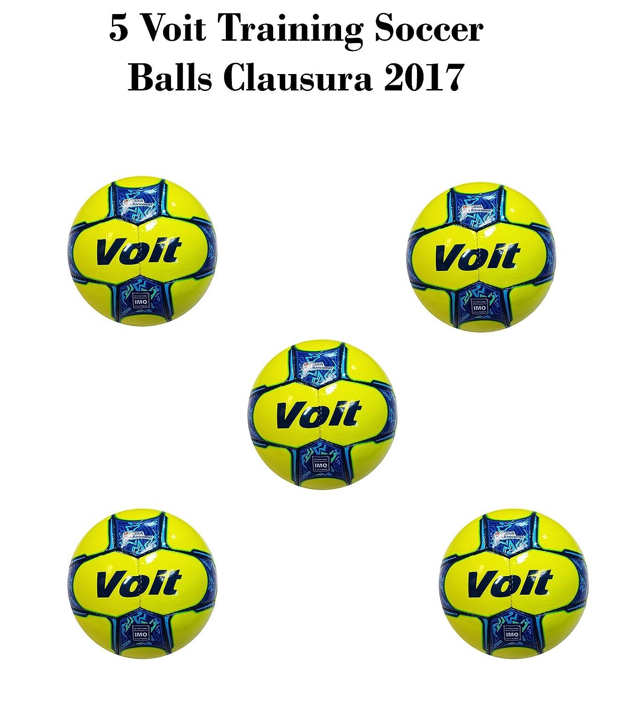 Voit oficial balón de Liga Bancomer MX Clausura 2017 paquete de 5 ...
