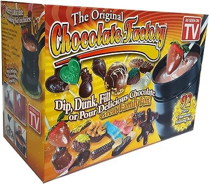 Chocolate Factory The Original Kit 92 Piece Chocolate