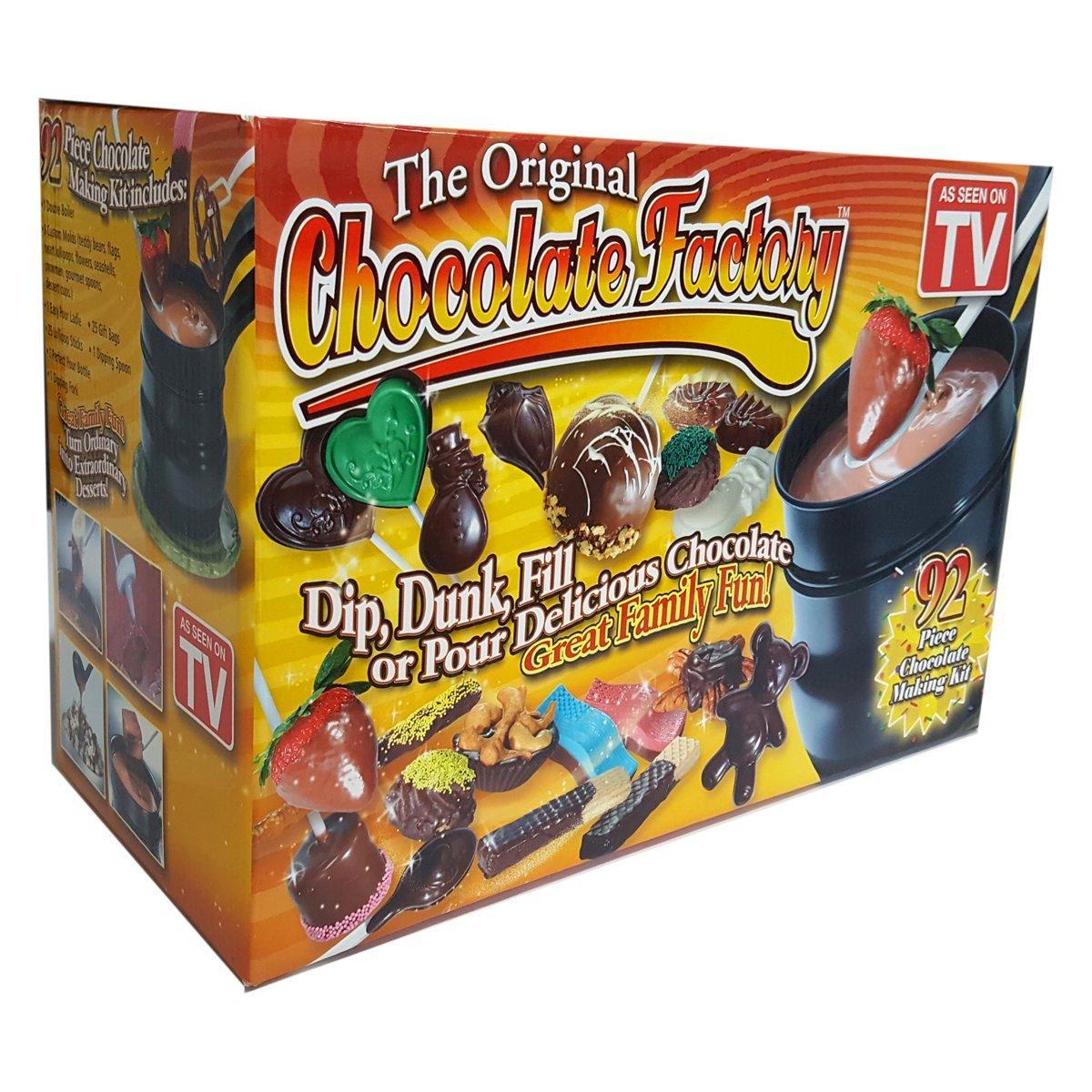 The Original Chocolate Factory Kit