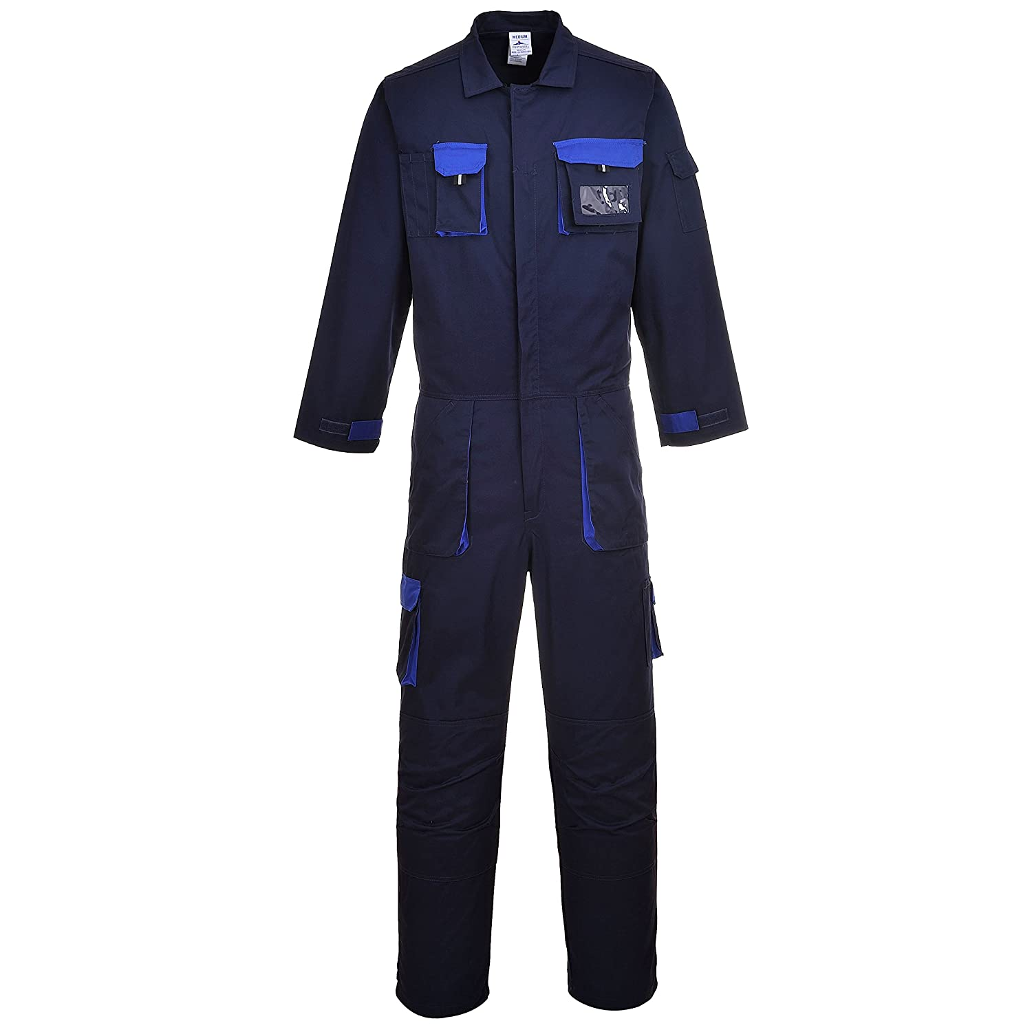 Portwest Workwear Mens Contrast Coverall