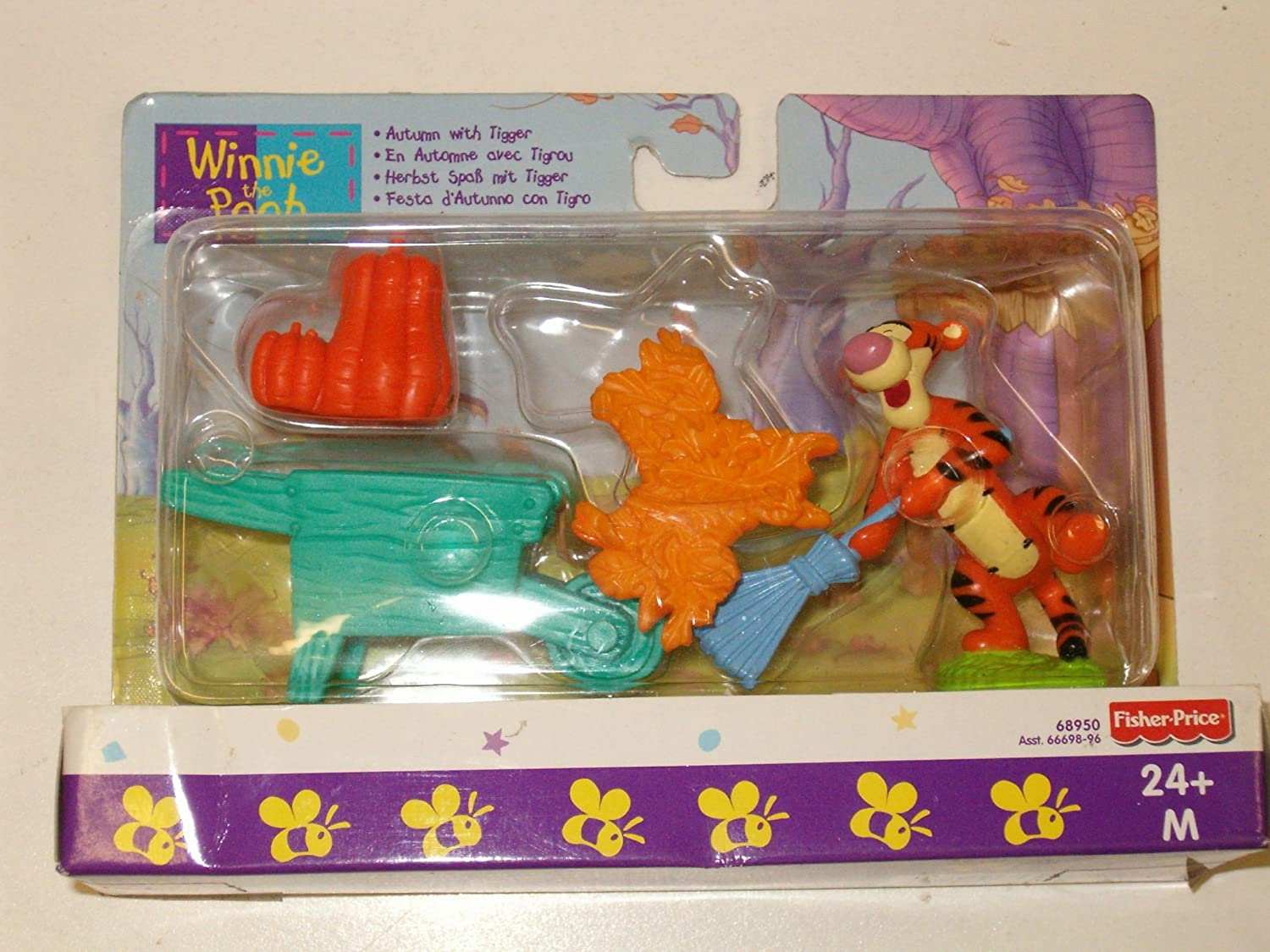 Barato Winnie the Pooh (Autumn with Tigger) Figurines by Winnie the Pooh