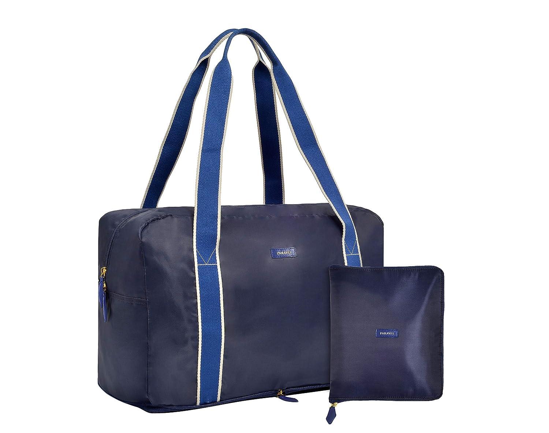 Scuba Navy Paravel Travel FoldUp Bag
