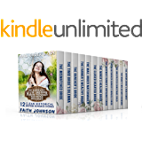 Mail Order Bride: The Matchmaker's Mail Order Brides: 12 Clean Historical Western Romance Stories Box Set
