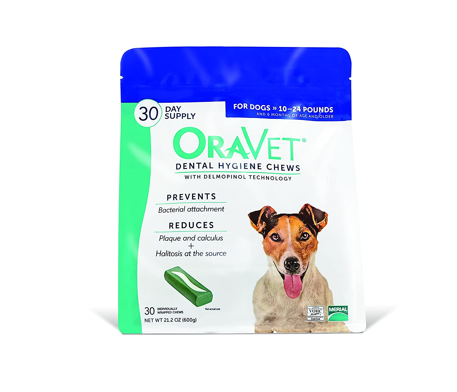 The OraVet Dog Dental Sticks
