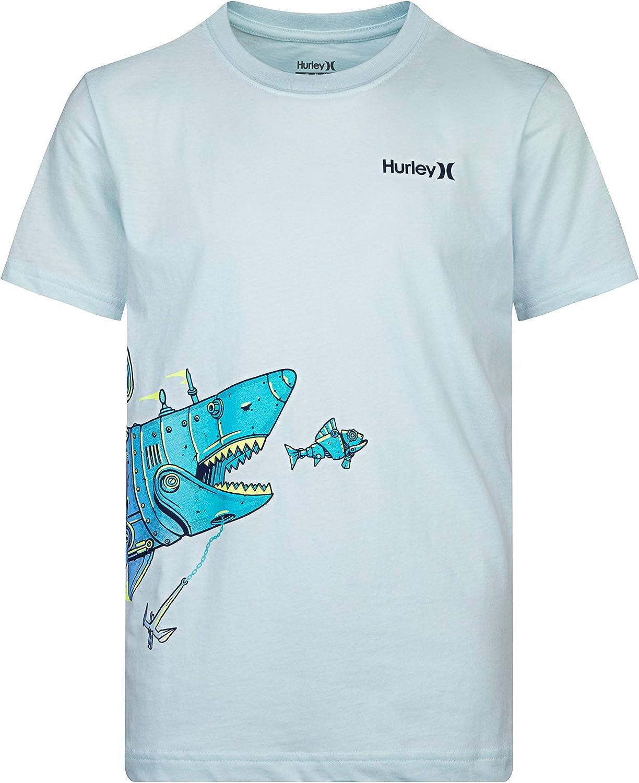 Hurley Boys Big Character Graphic T-Shirt