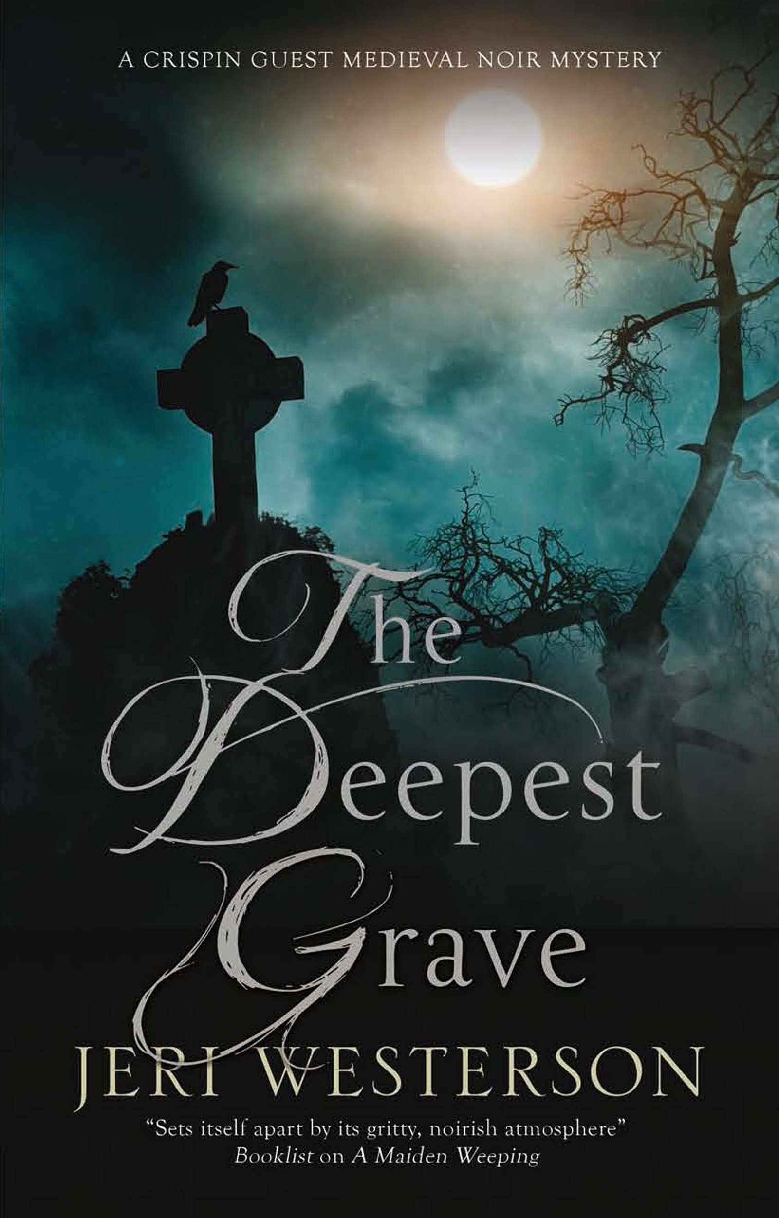 Deepest Grave, The: A Medieval Noir mystery (A Crispin Guest Medieval Noir Mystery) pdf epub