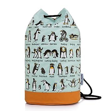 5909997c5125 Tyrrell Katz Penguins Duffle Bag  Amazon.co.uk  Sports   Outdoors