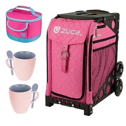 Amazon.com: ZUCA Sport - Juego completo de equipaje con ...