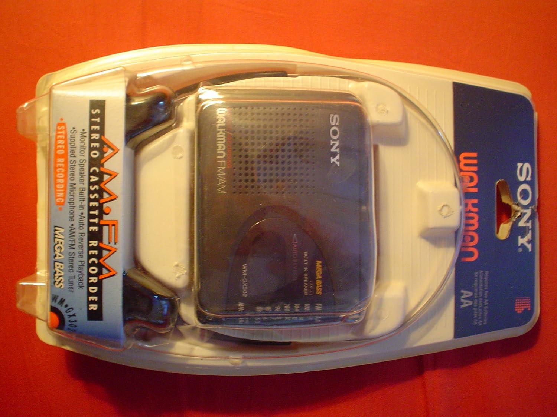 Sony Walkman WM-GX302