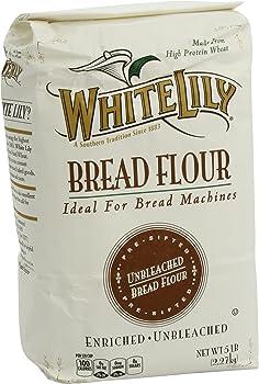 White Lily Unbleached Bread Flour