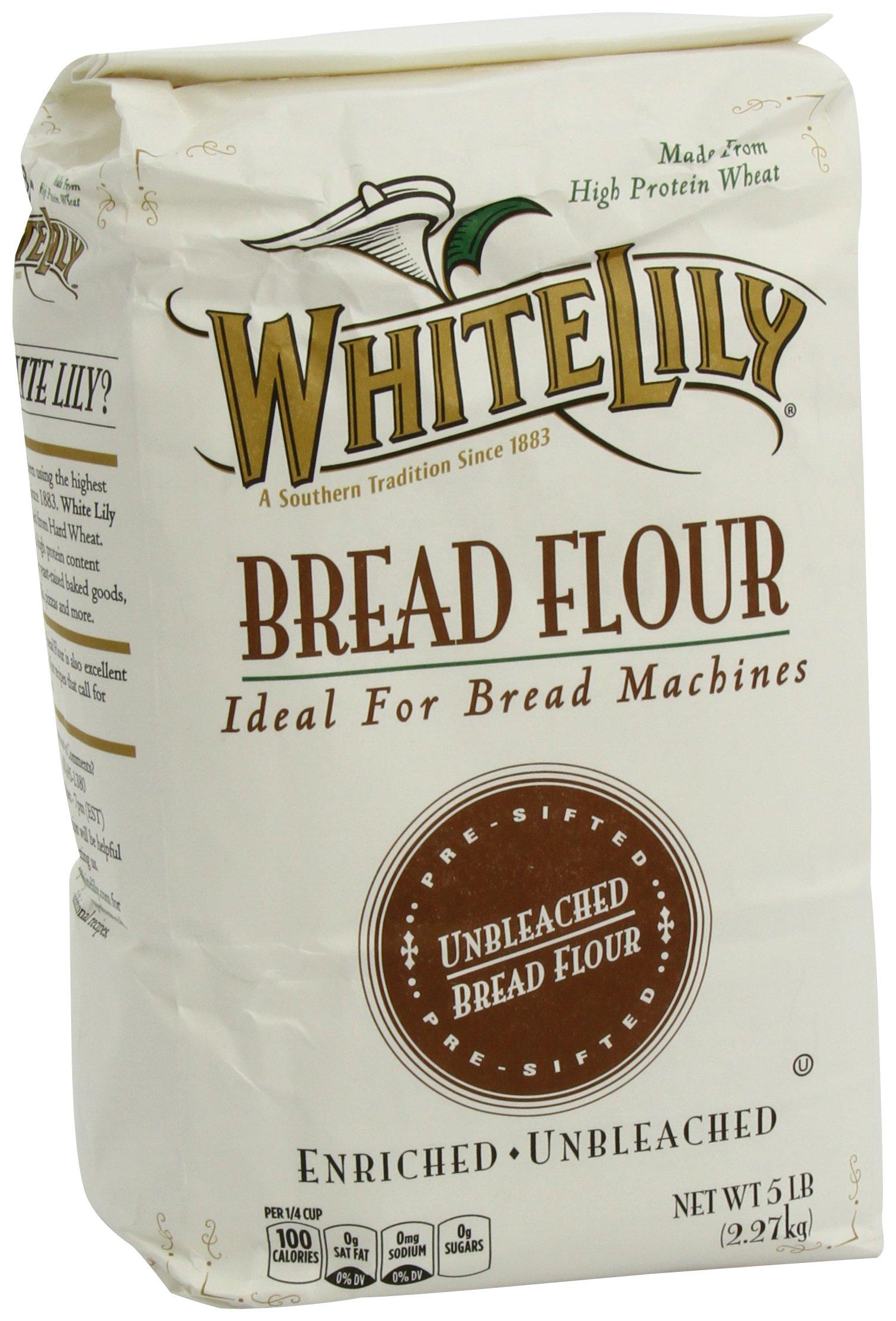 Amazon.com : 100% Stone Ground Whole Wheat Flour, 5lbs