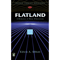 Flatland: A Romance of Many Dimensions (Dover Thrift Editions) (English Edition)