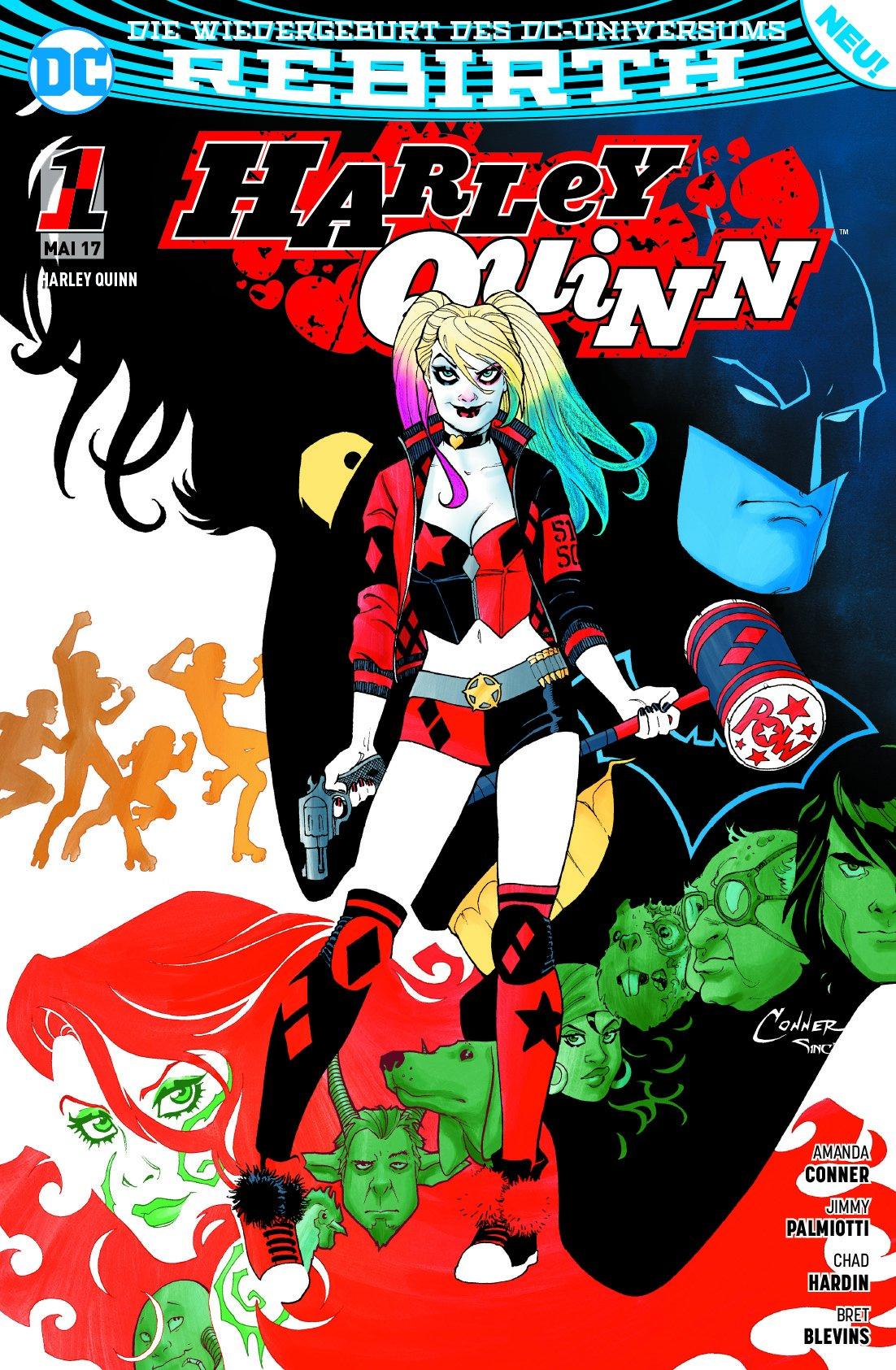 Harley Quinn: Bd. 1 (2. Serie): Zombie-Attacke