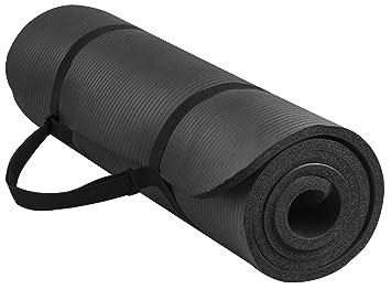 Amazon.com: Alfombra para ejercicio yoga mat con correa de ...
