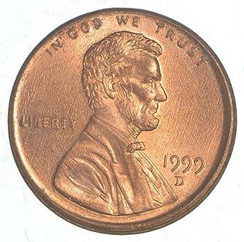 1992 P Lincoln Memorial Cent Gem BU