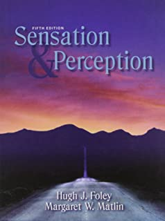 Amazon sensation and perception 9780205579808 hugh foley sensation and perception with mypsychkit 5th edition fandeluxe Image collections