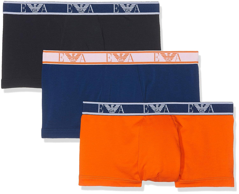 Emporio Armani Underwear Boxer Briefs (Pack de 3) para Hombre