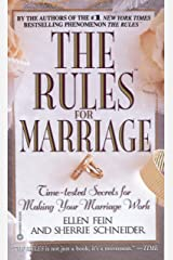 The Rules(TM) for Marriage: Time-tested Secrets for Making Your Marriage Work Kindle Edition