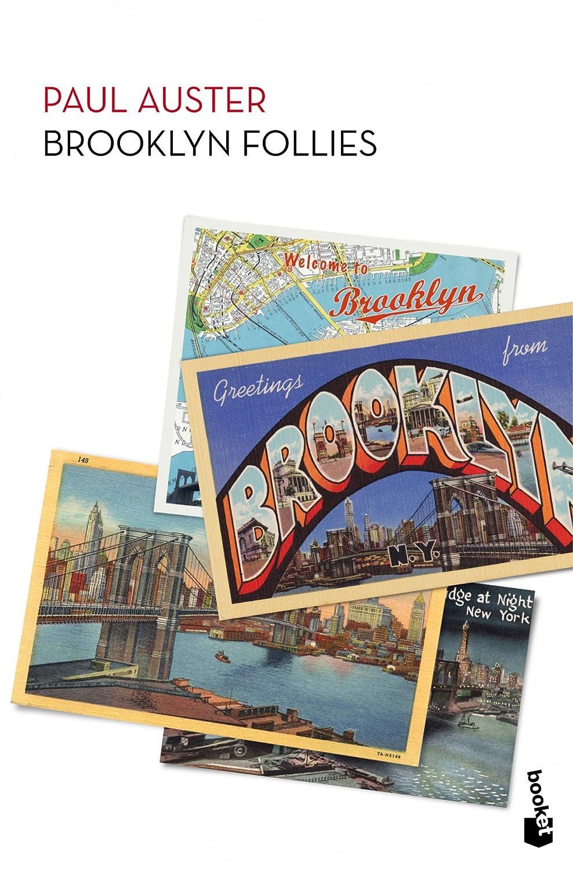 Brooklyn Follies eBook: Auster, Paul, Benito Gómez Ibáñez: Amazon ...