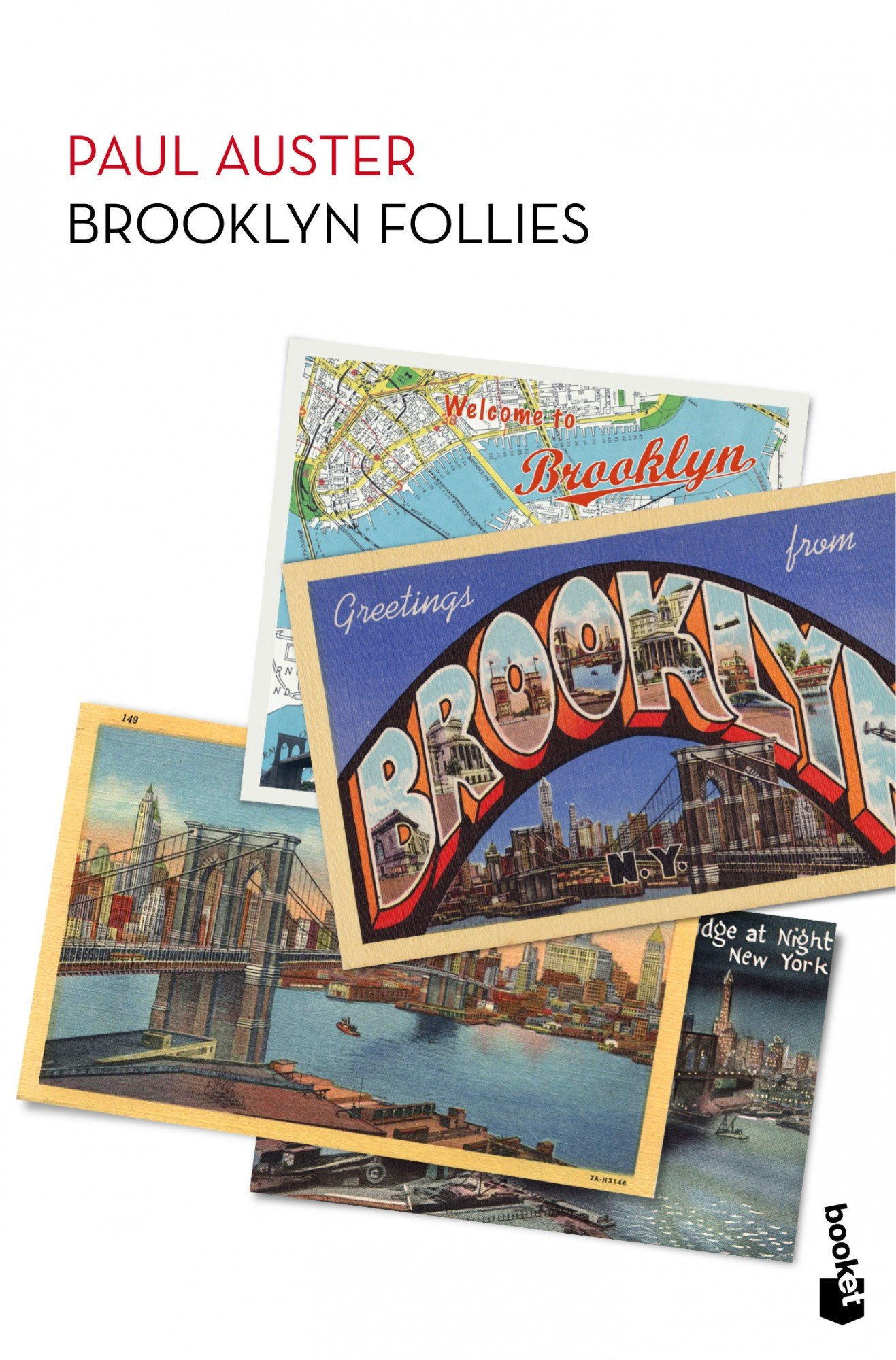 Read Online Brooklyn Follies ebook
