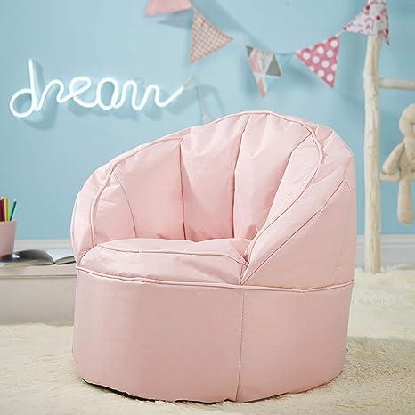Strange Amazon Com Urban Shop Canvas Bean Bag Chair Multiple Sizes Alphanode Cool Chair Designs And Ideas Alphanodeonline