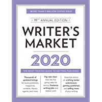 Writer's Market 2020: The Most Trusted Guide to Getting Published (English Edition)