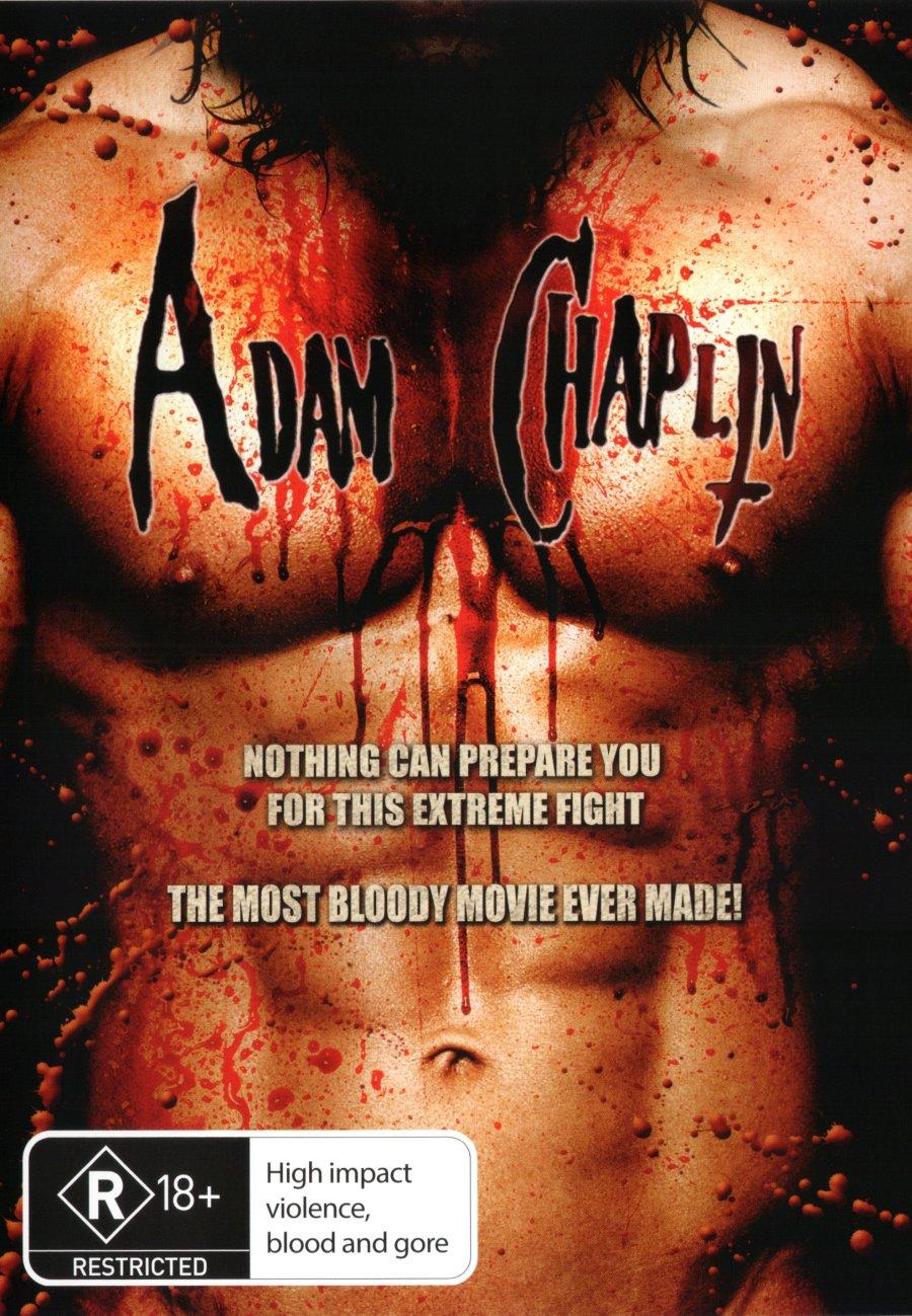 Adam Chaplin Non Uk Format Region 4 Import Australia
