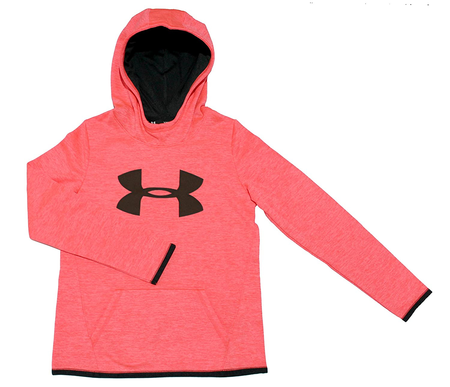 Under Armour Big Girls Youth 8-18 Athletic Storm Fleece Hoodie Water Resistant