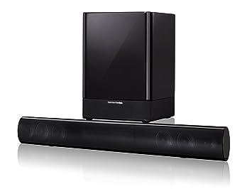 harman kardon ms 150. harman kardon sb16 soundbar and wireless 100 watt subwoofer (black) ms 150
