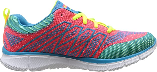 Skechers Equalizer Above all, Scarpe Fitness Donna: Amazon