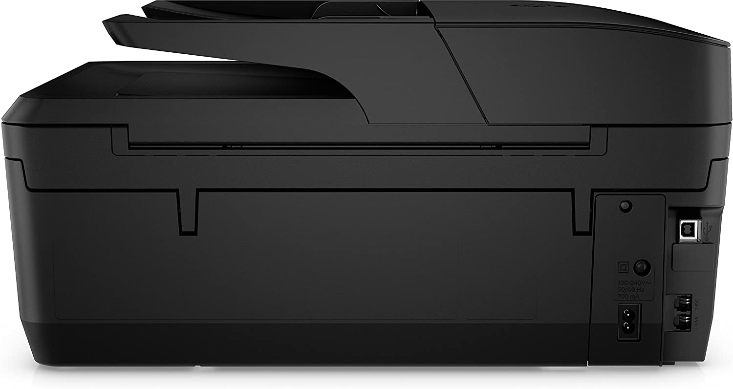 HP OfficeJet 6954 All-in-One Inkjet Printer, Black