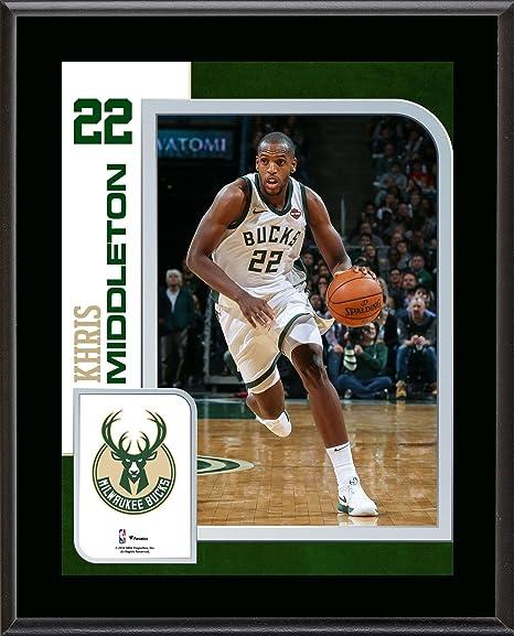 new style 54891 96411 Khris Middleton Milwaukee Bucks 10.5