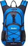 Hydration Backpack with 2L Water Bladder - Lightweight Pack for Running Hiking Riding Camping Cycling Climbing Fits Men & Women
