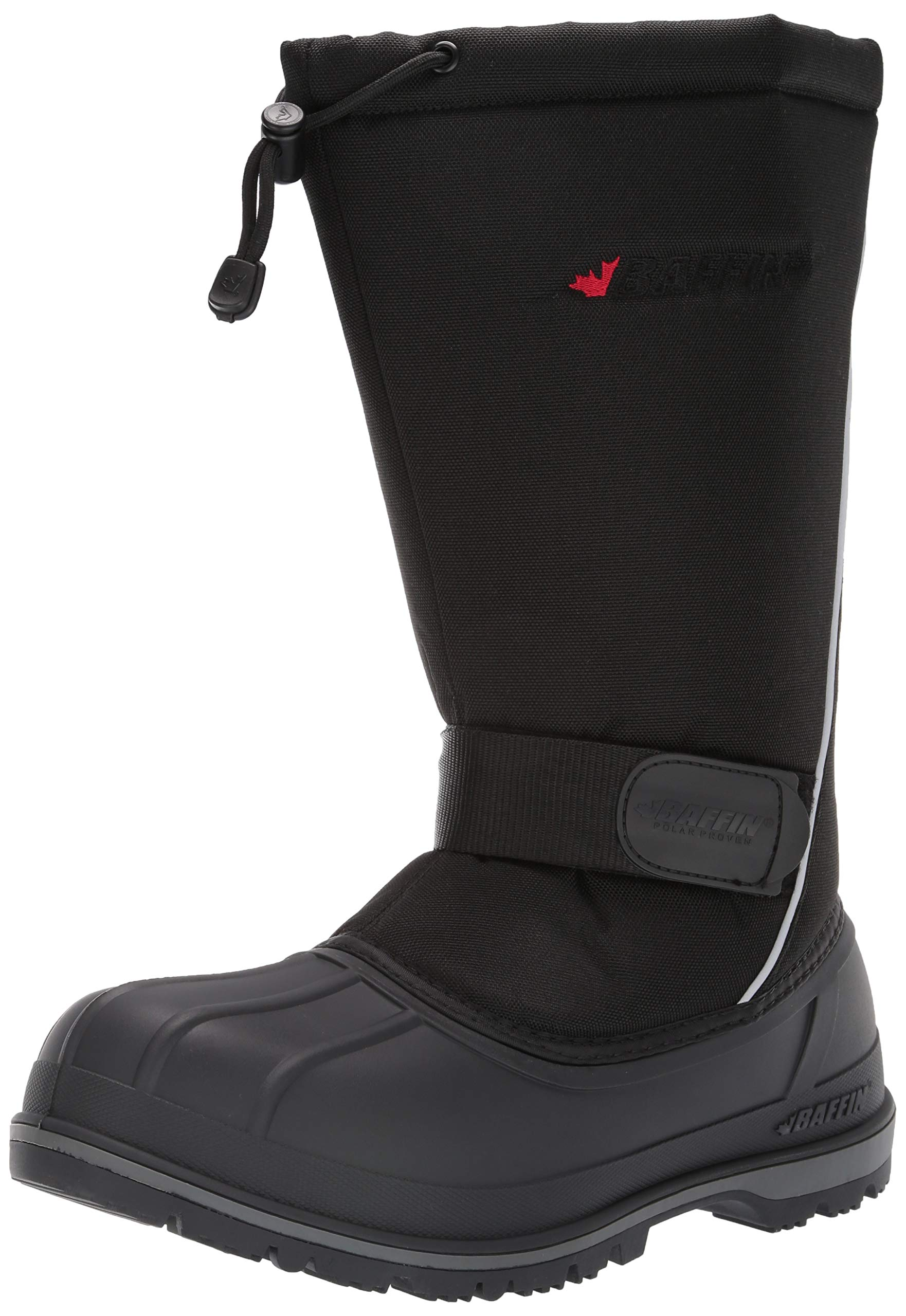 Baffin Mens Men's Northwest Snow Boot Black 9 Medium US by Baffin Mens