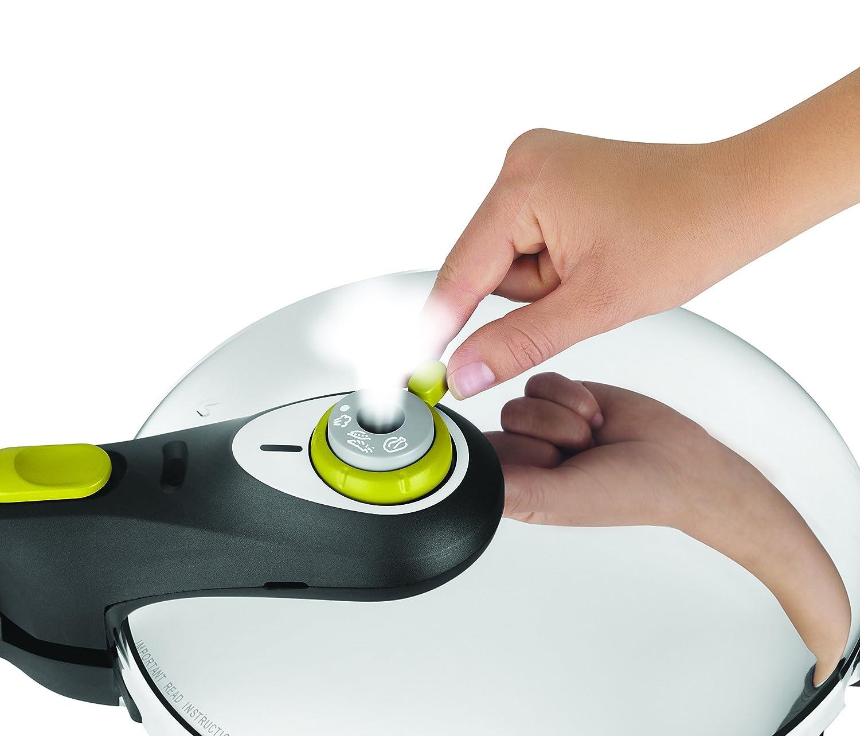 acciaio inox Tefal YY3081FA pentola a pressione Secure Neo 5/e bilancia da cucina 45/x 29/x 30/cm acciaio inossidabile