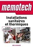 Memotech installations sanitaires et thermiques - édition 2016