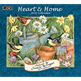 Lang Heart & Home 2020 Wall Calendar (20991001913)