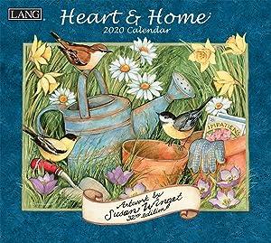 Lang Heart & Home 2020 Wall Calendar (20991001913)