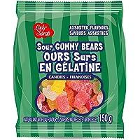 Lady Sarah Sour Gummy Bears Assorted Flavours 120G Per Bag