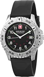 Swiss Military Hanowa Mens 06-4053-04-007.R Jungfrau Black Dial